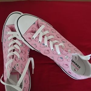 New, without box, cute Converse shoe